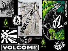 Volcom Stone Logo Wallpaper Picture Background Download