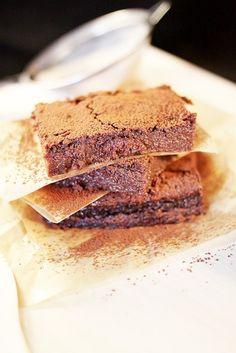 Gâteau truffé au chocolat