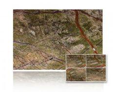 Marmur Rain Forest Green Szczotkowany 30,5x61 gr. 1 cm