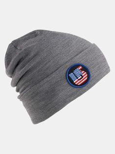 THOR TRIPLE BEANIE HAT RED MOTOCROSS MX NEW ONE SIZE CHEAP WINTER WOOLY SKI SNOW
