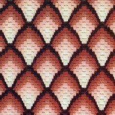 Милые сердцу штучки: Вышивка барджелло: Коллекция схем
