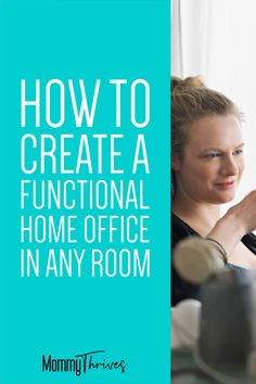 Be it your bedroom, dining room, living room, or a dedicated space, you can set up your home office anywhere in your home. Find out how in this post. Industrial Home Offices, Industrial Farmhouse Decor, Rustic Entryway, Entryway Ideas, Cheap Pool, Mom Brain, Opening An Etsy Shop, What To Sell, Beach Cottage Decor