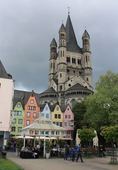 Love this place and like it more every time I have been there. Cologne Germany, Eurotrip, Throughout The World, Dom, Places Ive Been, Things To Do, Places To Visit, Mansions, House Styles