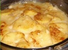 """Another recipe from Mom's """"The Collector's Cookbook, Harvest Vegetables"""" -- Woman's Day Kitchen Sounds tasty to me! European Dishes, Eastern European Recipes, European Cuisine, Croatian Recipes, Hungarian Recipes, Austrian Recipes, German Recipes, Potato Dishes, Potato Recipes"""