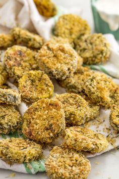 Oven-Fried Pickles Have All Of The Crunch, Zero of the GuiltDelish
