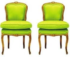 Great Pair of French Chairs