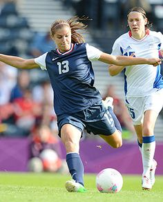 Alex Morgan, USA Soccer