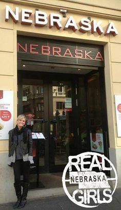 Nebraska Cafe in Spain,