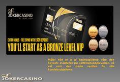 Thumbnail for gratis spinn, freespins, joker Casino Bonus, Social Media, Ads, Website, Signs, Casino Poker, Wordpress, Create, Image