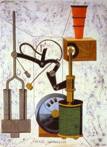 Dada and dadaism : Francis Picabia