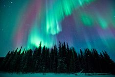 Warning: Ronn Murray's aurora photos are addictive