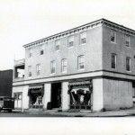 1936 throw back - My East Falls neighborhood corner.  Love the history of my hood!