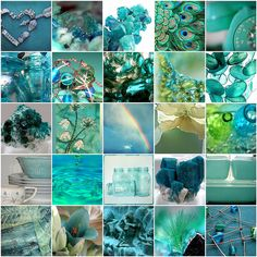 More Turquoise Favorites by LHDumes, via Flickr. Photographers are credited on the site.