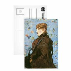 Autumn (Mery Laurent), 1882 (oil on canvas) by Edouard Manet - Postcard (Pack of 8) - 6x4 inch - Art247 Highest Quality - Standard Size - Pack Of 8 by Art247. $8.00. This photographic Postcard is created on 300gsm FSC approved card. The result - a stunning reproduction at an affordable price. Actual size 6x4 inches.This is an automated preview only. Actual Postcard design may vary. All products are hand finished by our expert manufacturers and the best crop av...