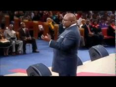 Choked - When things in your life try to kill your true purpose - T.D. Jakes