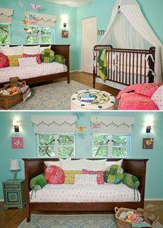 Design Board: A Bohemian Inspired Room | Project Nursery