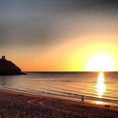 Aunque parece el atardecer perfecto, en realidad es un ¡amanecer perfecto! Esto es el Mar de Cortés, vive #SanFelipe!  -Aventura compartida por josemaritza