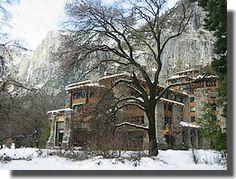 Ahwahnee Hotel (Shining de Stanley Kubrick) http://www.sunsetbld.com/yosemite-national-park.php