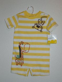 baby boy clothes 9 monthes from jumpingbeans $7