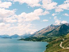 Our 'Must Drive' this week is the Glenorchy-Queenstown Road that runs along Lake Wakatipu.