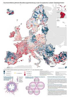 Fascinating: pop growth: Portugal, down, UK, not much up generally, Germany not up (though pre 2011)  HT @JohnRentoul
