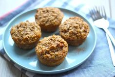 Photo by Lekker en Simpel Healthy Cake, Healthy Muffins, Healthy Baking, Healthy Snacks, I Love Food, Good Food, Yummy Food, Low Carb Recipes, Snack Recipes