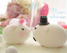 Custom Cake TopperDollhouse Miniatures and Art Dolls by kikuike