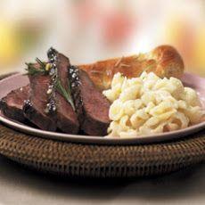 Mediterranean Grilled Steak