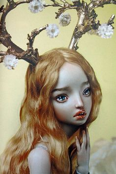 Enchanted Doll in Vogue Japan!   Flickr - Photo Sharing!