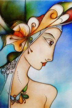 Буйство Красок в Картинах Orestes Bouzon. Обсуждение на LiveInternet - Российский Сервис Онлайн-Дневников