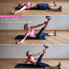 8 Killer Lower Ab Workouts | YouBeauty