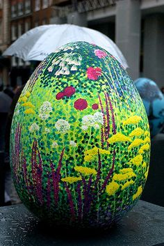 The Big Egg Hunt | by Massimo Usai