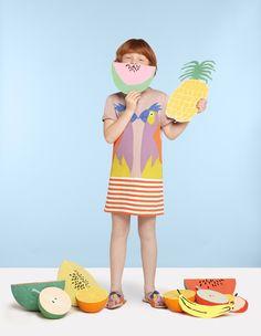 Stella McCartney SS2013 // Marnie dress, Penny sandals