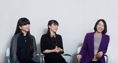 伊勢丹大好きなPerfumeメンバーそれぞれの「伊勢丹の廻り方」を初公開!