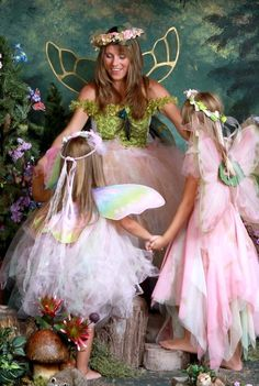 I have to buy this....who wants to volunteer to try it out first??!!? I hope you know im JOKING!!!!  Photographers Holiday Enchanted Fairy Photos Set by MeadowLion1120, $399.00