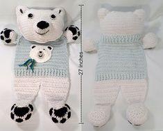 Ravelry: Jumper the Polar Bear pattern by Jenna Wingate