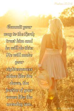 Psalms 37:5-6