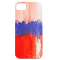 Watercolor iPhone Case in Multi