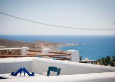 Aegean Blue Wedding. Villa for Wedding in Naxos. Wedding in Greece.