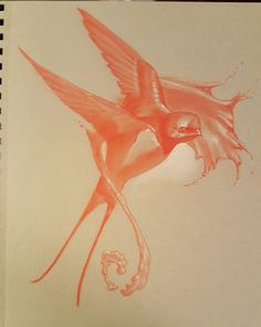 Swallows are cool too. #doodle #art #artist #prismacolor #bird #swallow #drawing #sketch #artofchasehenson