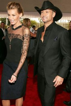 Tim and Faith!