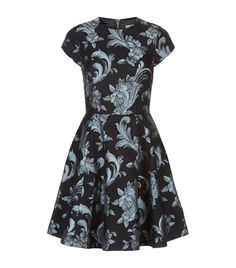 Ted Baker Acanthus Scroll Skater Dress available to buy at Harrods. Shop women's designer clothing online and earn Rewards points.