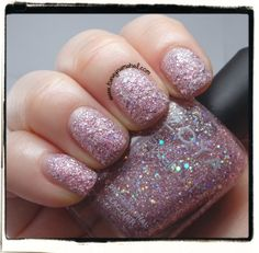 Zoya Magical Holographic PixieDust: Lux