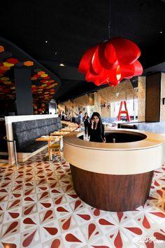 Redesigned Jaleo Causes 'Uproar' In Penn Quarter; Restaurant Boasts New Menu, Floor & Ceilings!