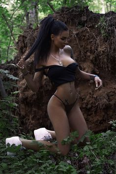 """Girl from New Vlog - <a href=""""https://youtu.be/rmX9tTiCTT4""""> New Vlog </a> from broken forest after the hurricane is on Youtube"""