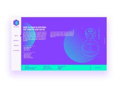 Electroweb by Nick Kumbari #Design Popular #Dribbble #shots