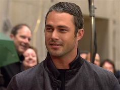 'Chicago Fire's' Taylor Kinney on girlfriend Lady Gaga: 'She has a spaceship' WAIT! He's dating Lady Gaga?!?!?