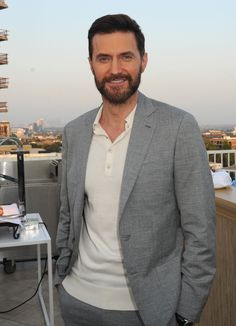 Richard Armitage Photos - Actor Richard Armitage attends the EPIX TCA presentation at The Beverly Hilton Hotel on July 30, 2016 in Beverly Hills, California. - EPIX TCA Presentation & Party