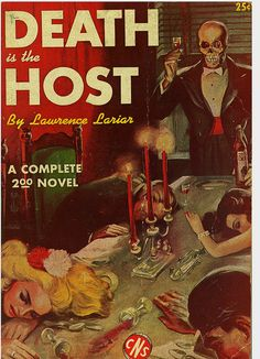 death is the host by macavityabc, via Flickr