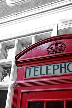 Red Booth ~ London, England